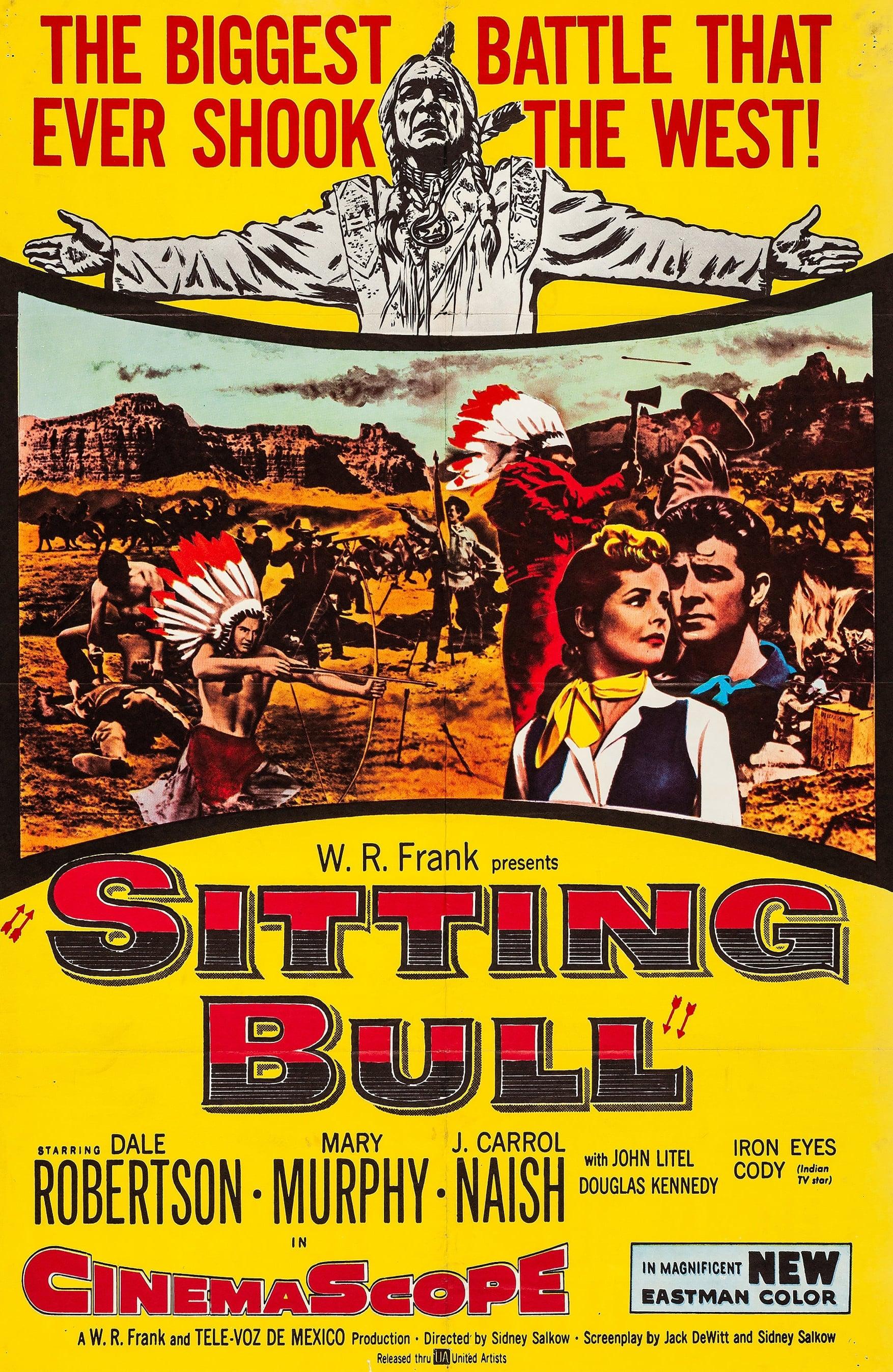 Sitting Bull, casta de guerreros