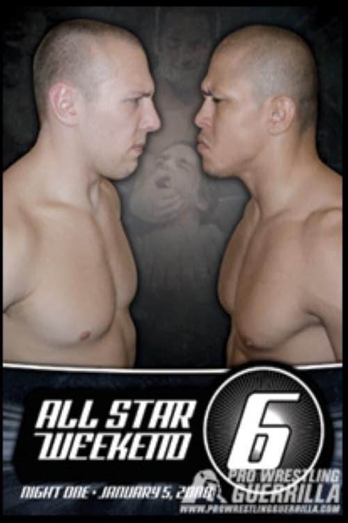 PWG All Star Weekend 6 - Night One