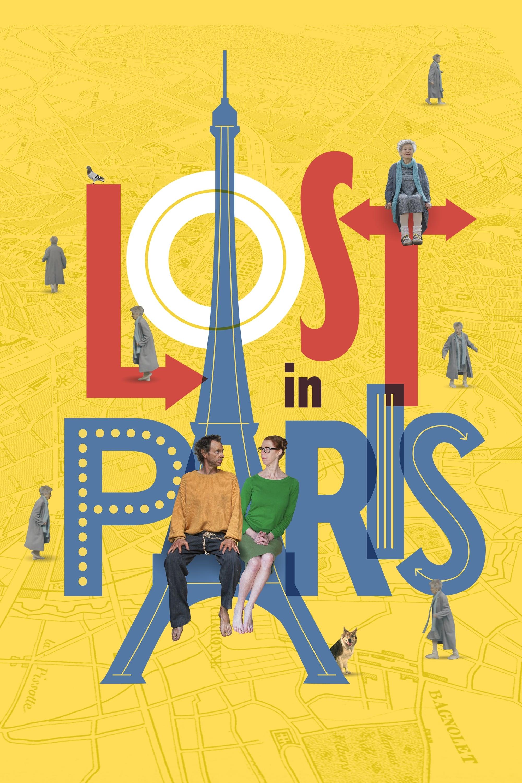 Barfuß in Paris
