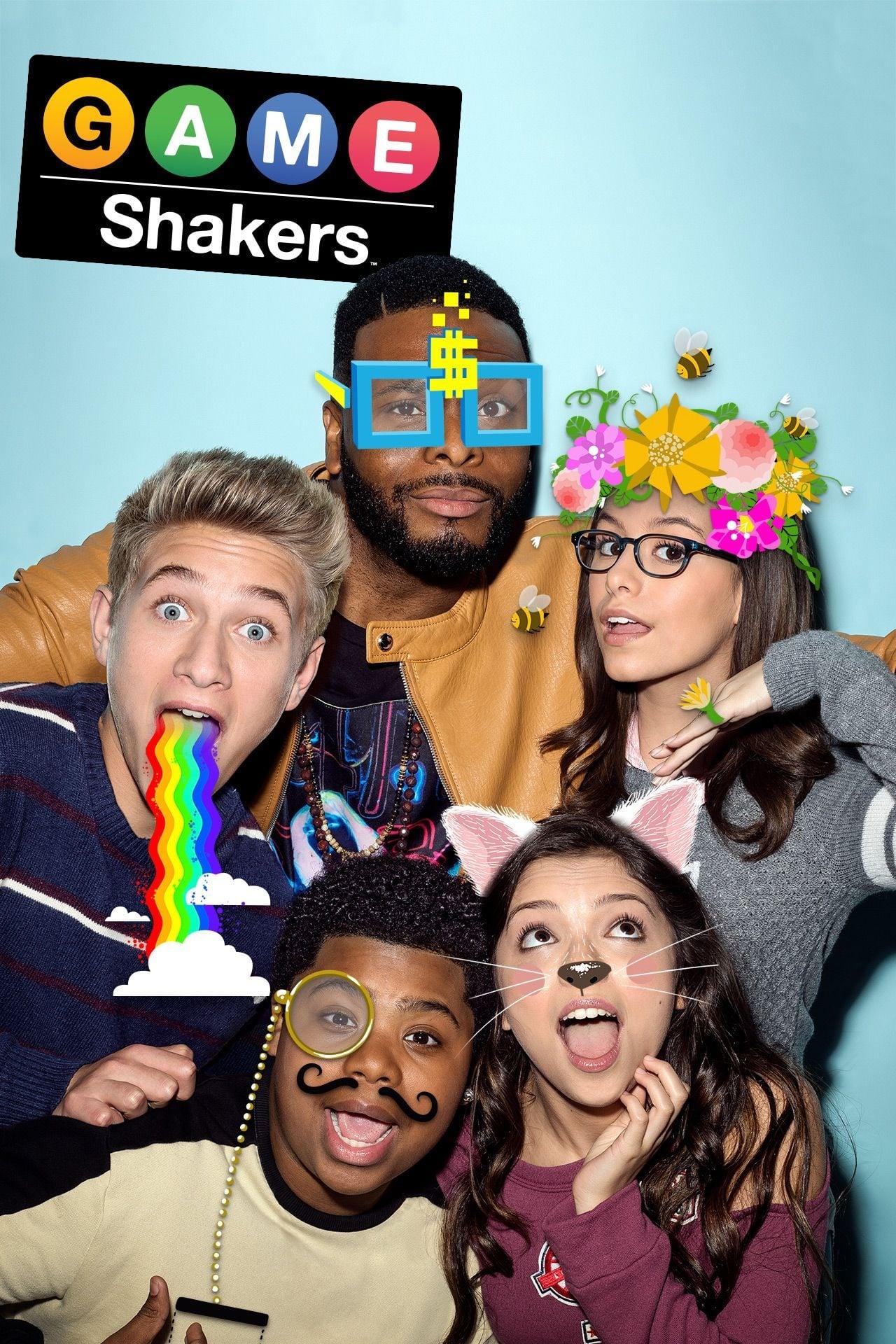 Game Shakers – Jetzt geht's App