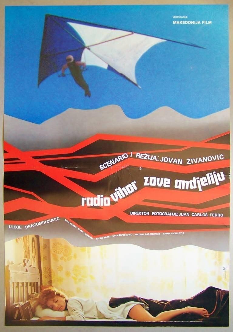 Radio Whirlwind Calls Andjelija