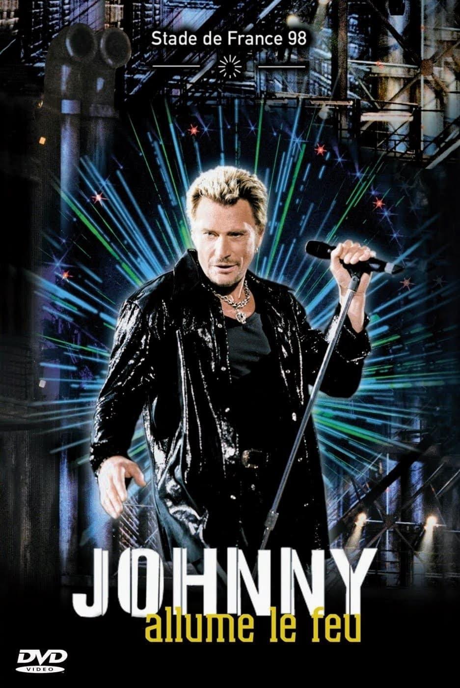 Johnny Hallyday - Allume le Feu (Stade de France 1998)