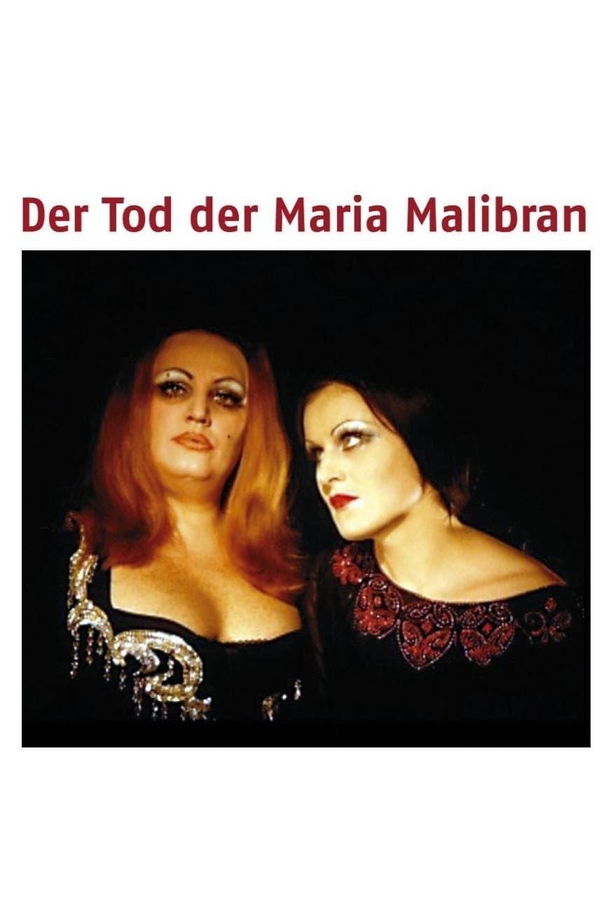 La muerte de María Malibrán