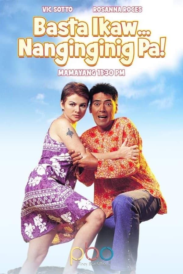 Basta't Ikaw... Nanginginig Pa