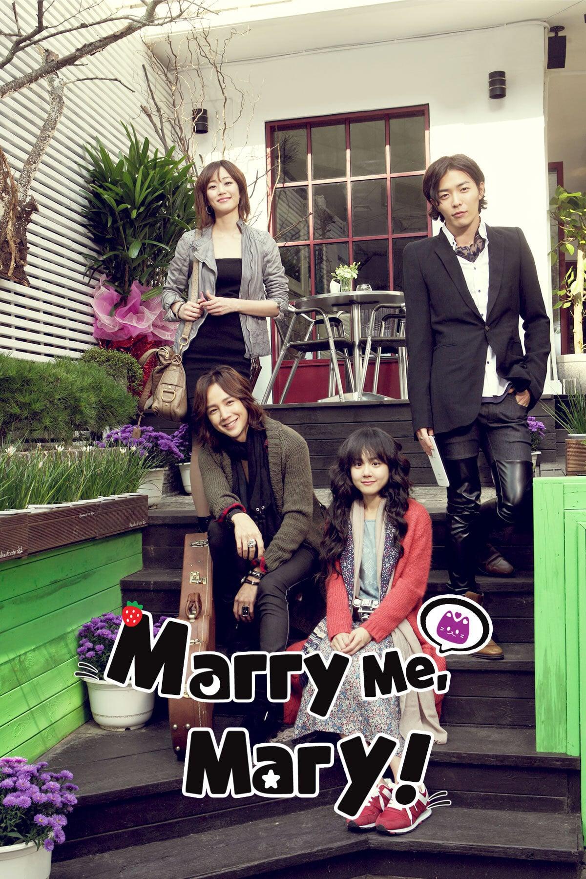 Case Comigo, Mary!