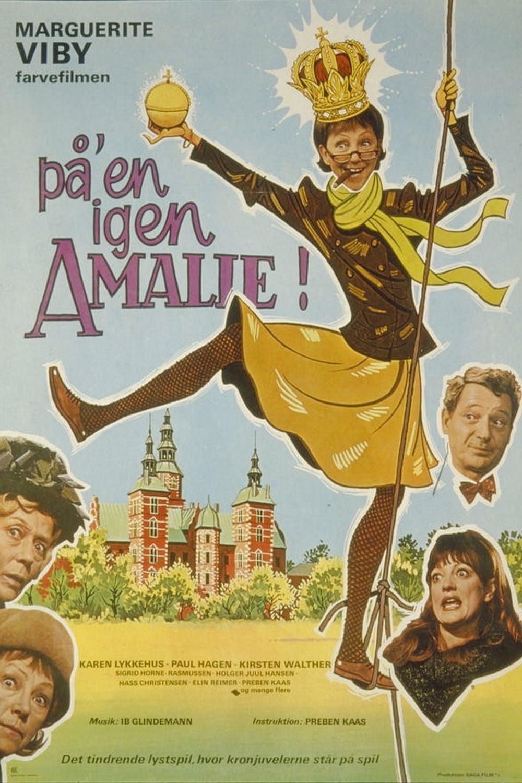 På'en igen Amalie