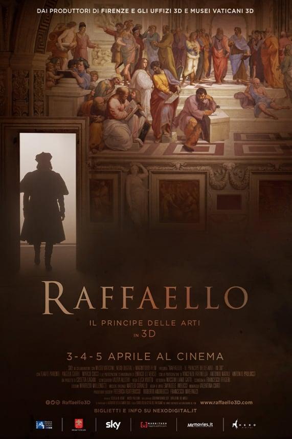 RAPHAEL, THE LORD OF THE ARTS - DOCUMENTAL DE ARTE