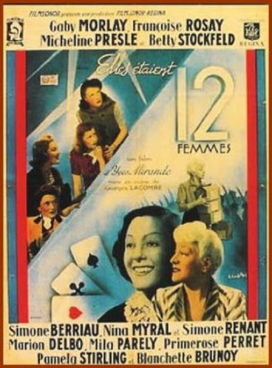They Were Twelve Women