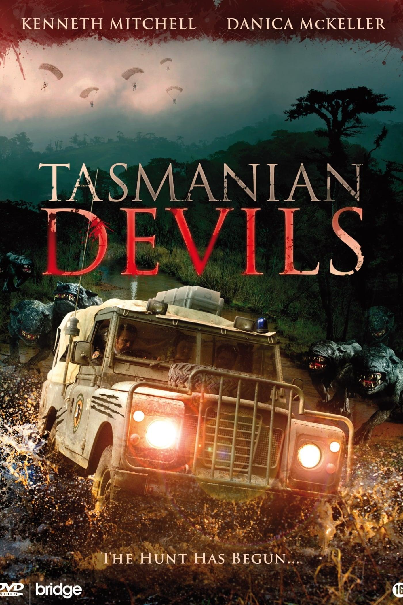 Demonios de Tasmania