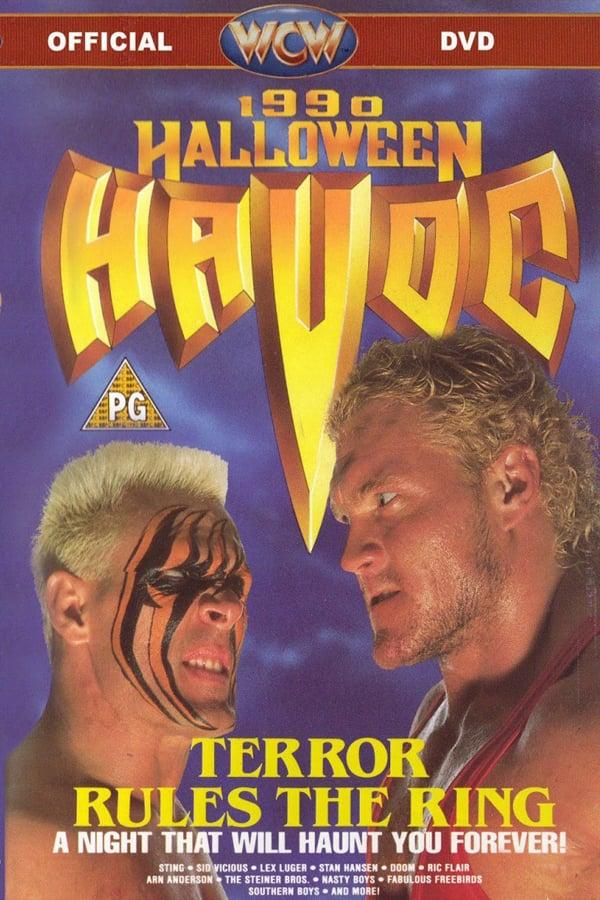 NWA Halloween Havoc 1990