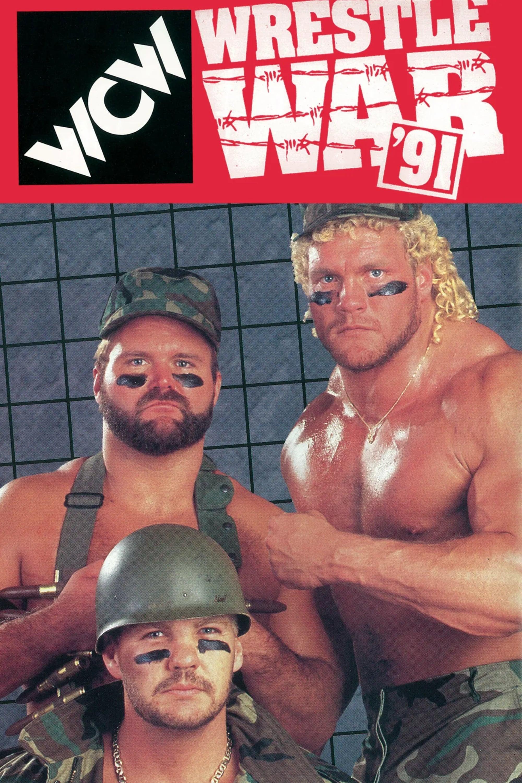 WCW WrestleWar 1991