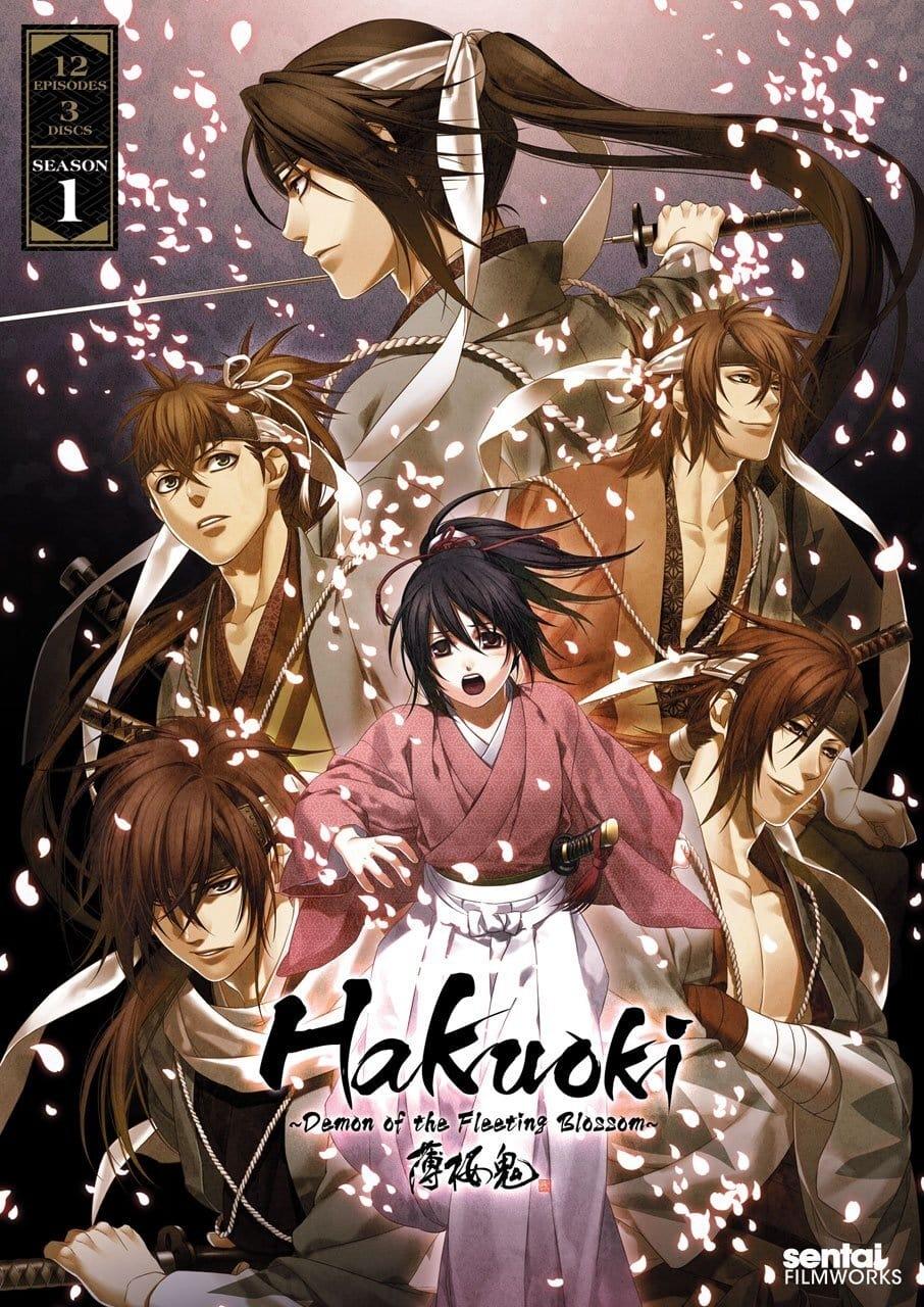 Hakuoki -Demon Of The Fleeting Blossom-