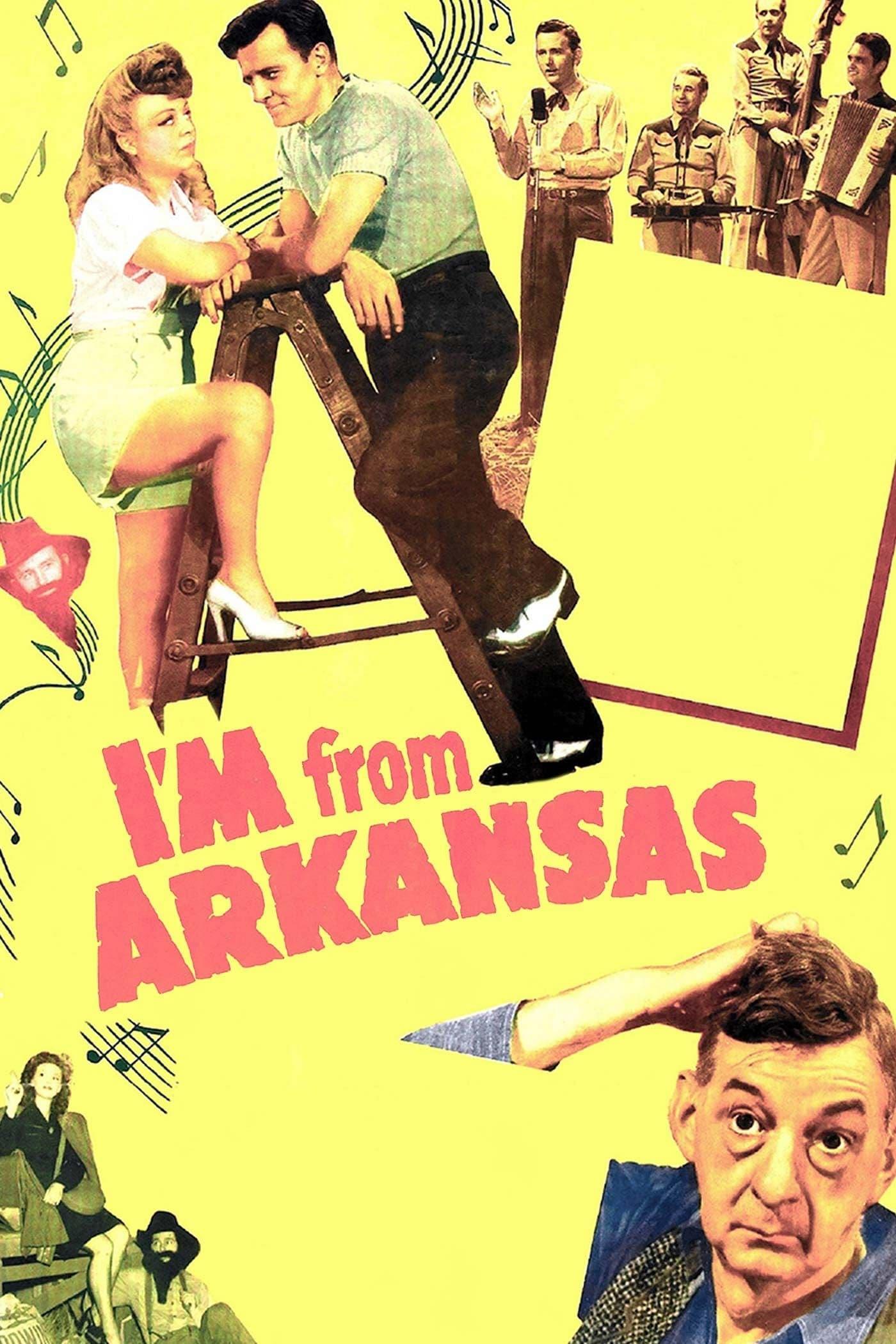 I'm from Arkansas