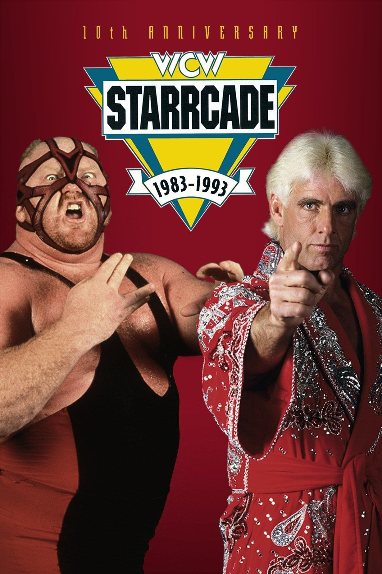 WCW Starrcade 1993