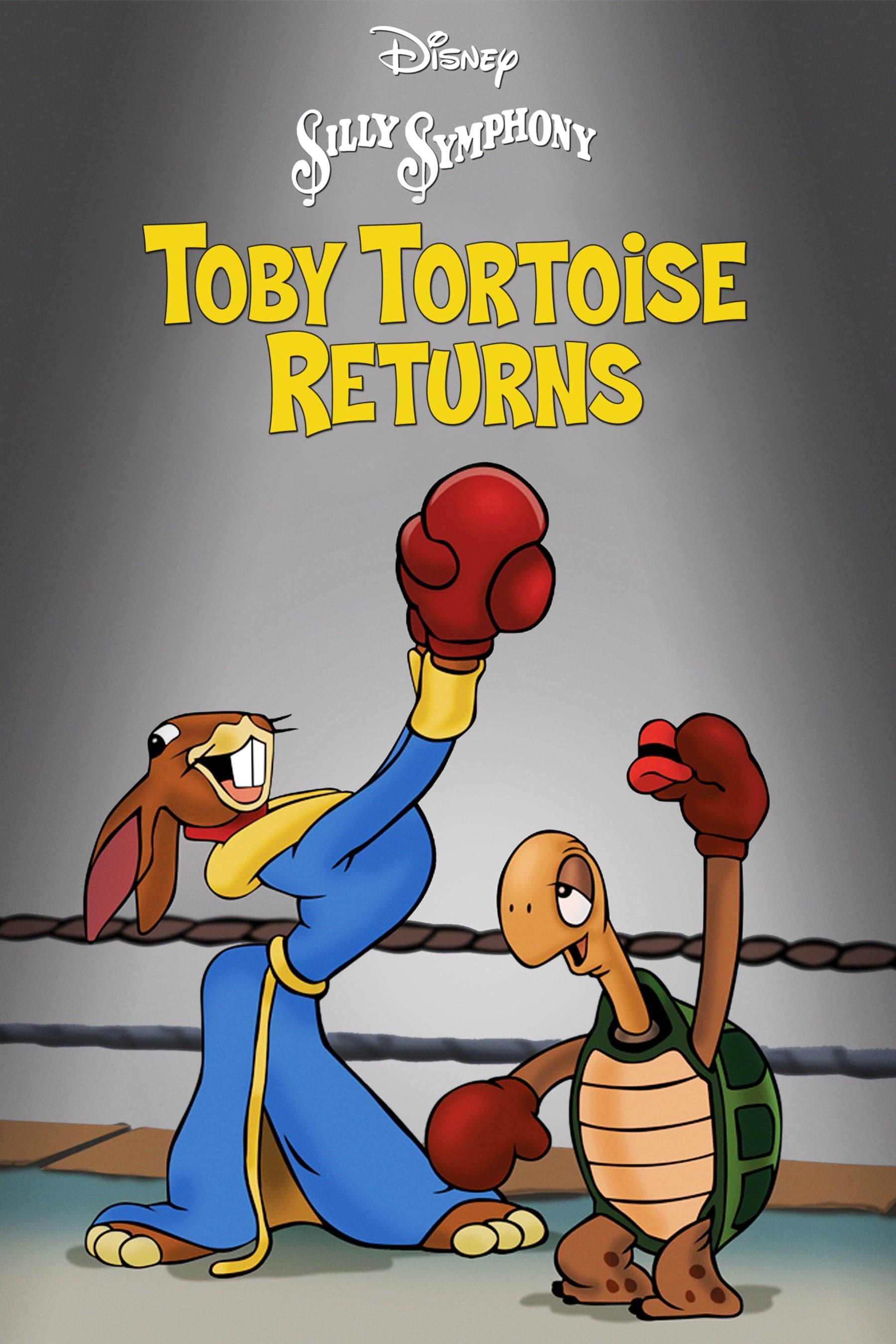 El regreso de la tortuga Toby