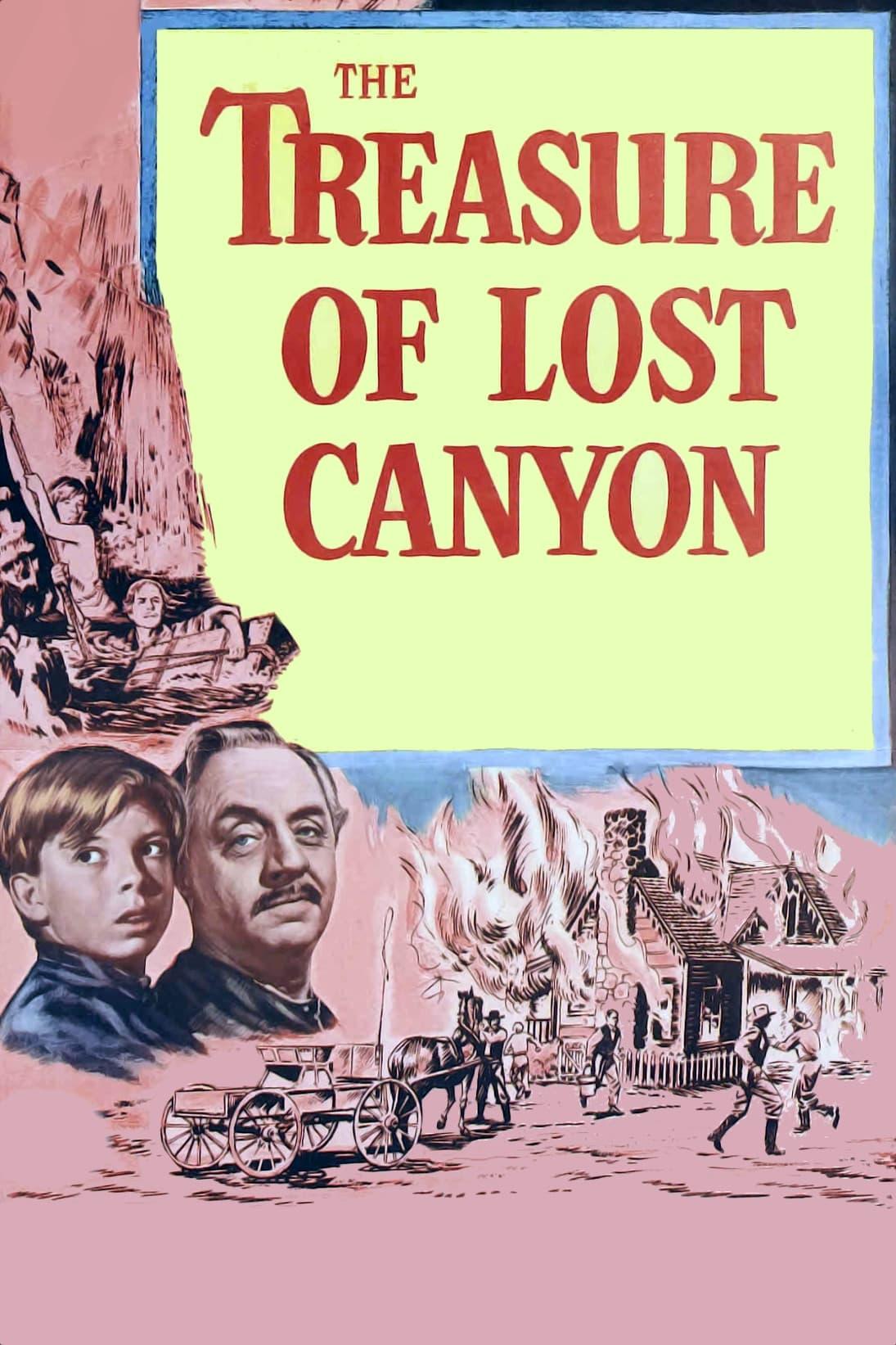 El tesoro de Lost Canyon