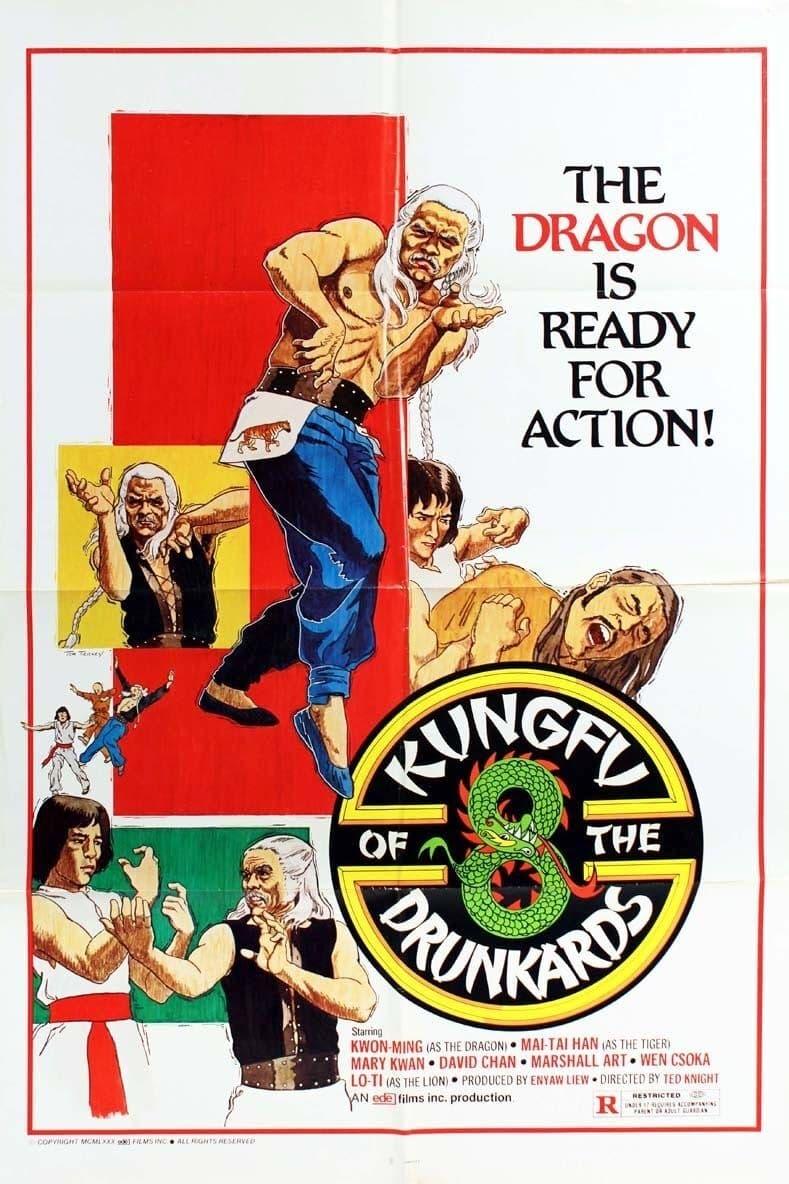 Kung Fu of 8 Drunkards
