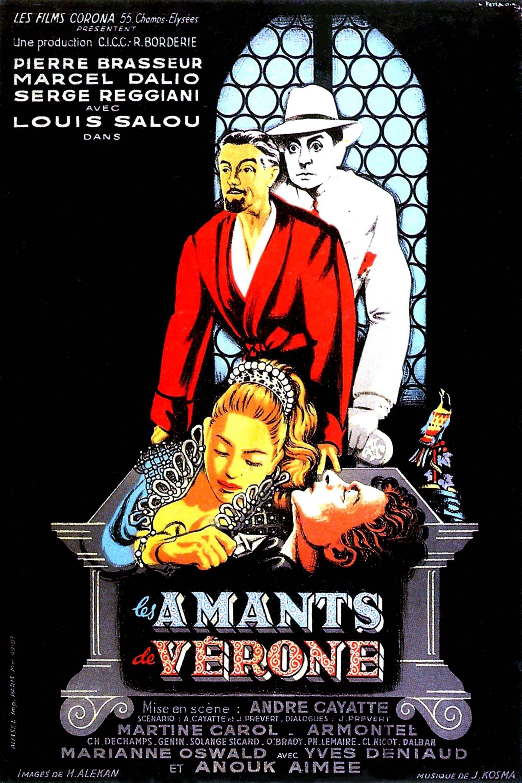 Los amantes de Verona