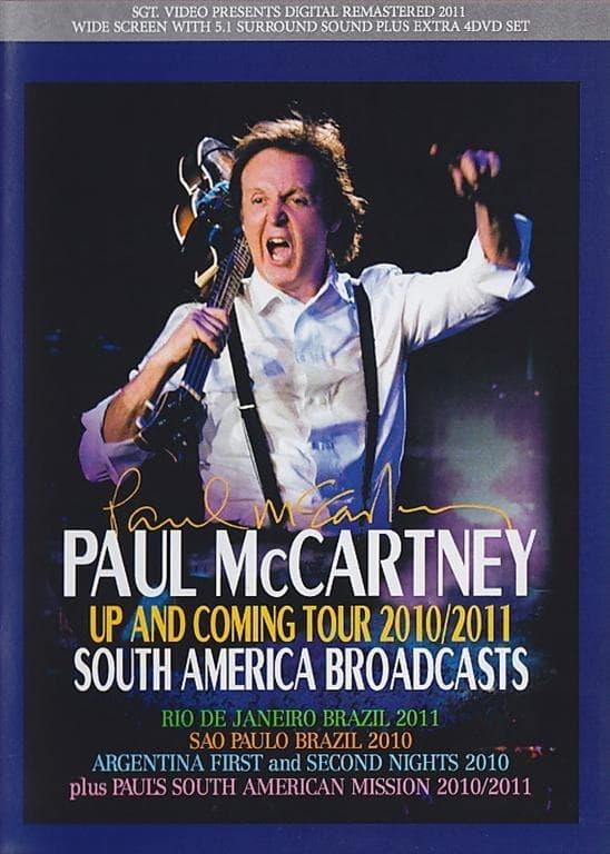 Paul McCartney: Up and Coming Brasil