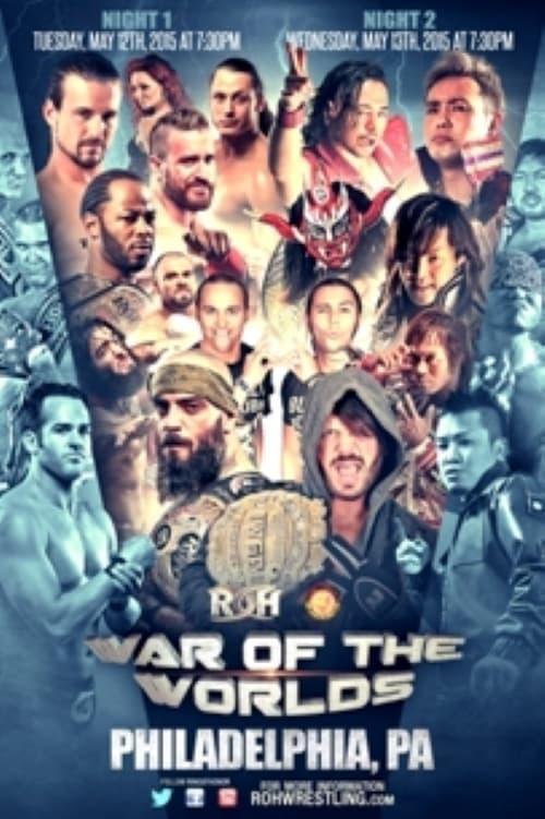 ROH/NJPW War of the Worlds 2015 - Night 2