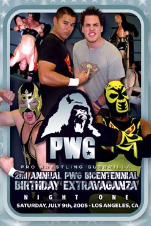 PWG 2nd Annual Bicentennial Birthday Extravaganza - Night One