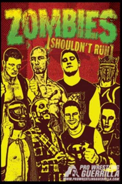 PWG Zombies (Shouldn't Run)
