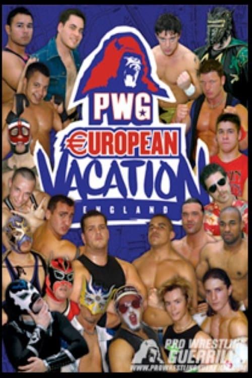 PWG European Vacation - England