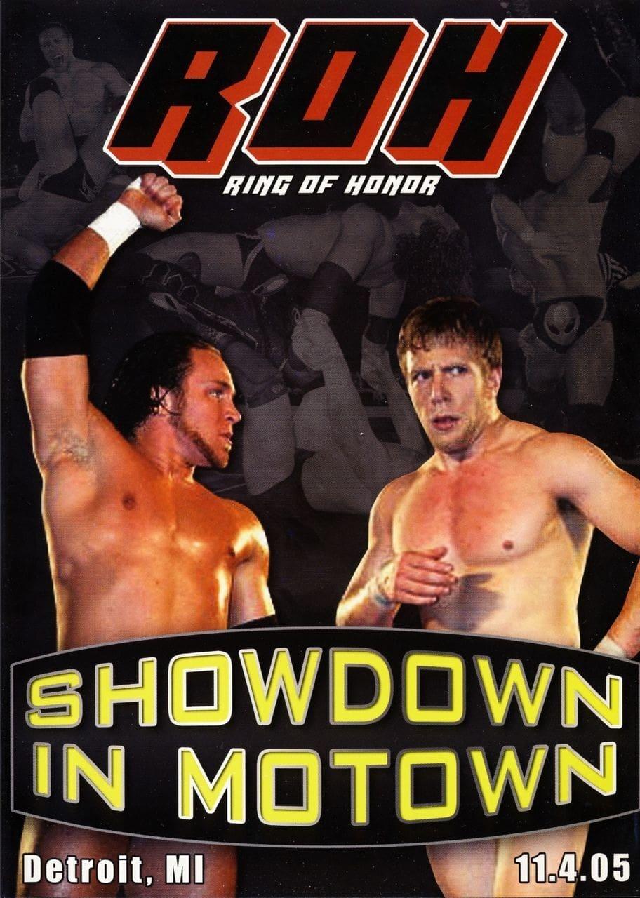ROH Showdown In Motown
