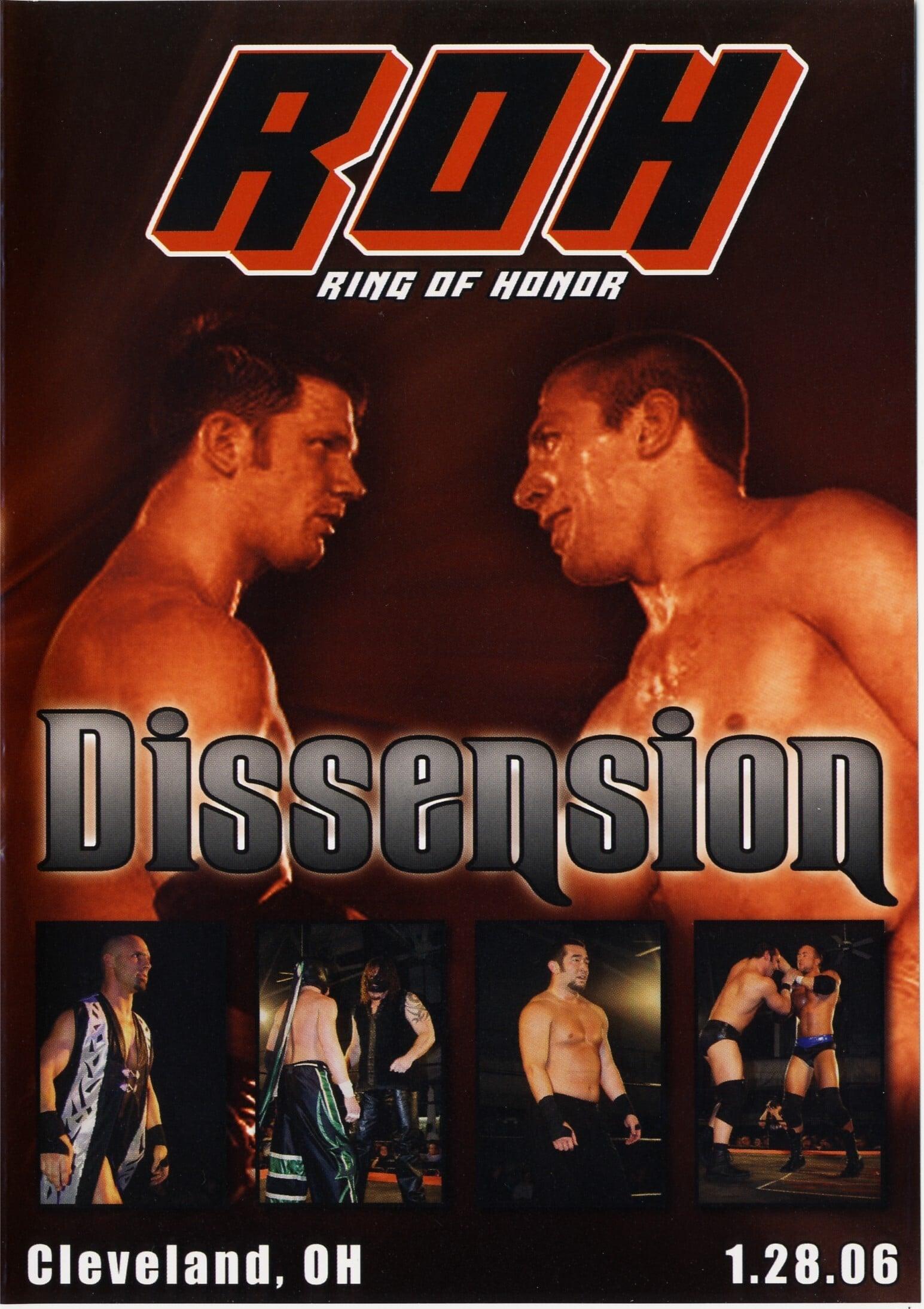 ROH Dissension