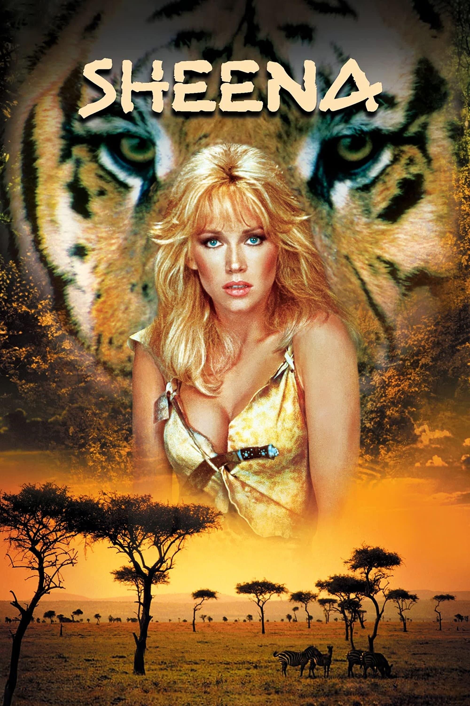 Sheena, Reina de la Selva