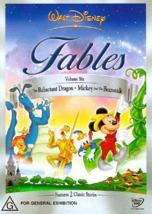 Fábulas Disney - Vol.6