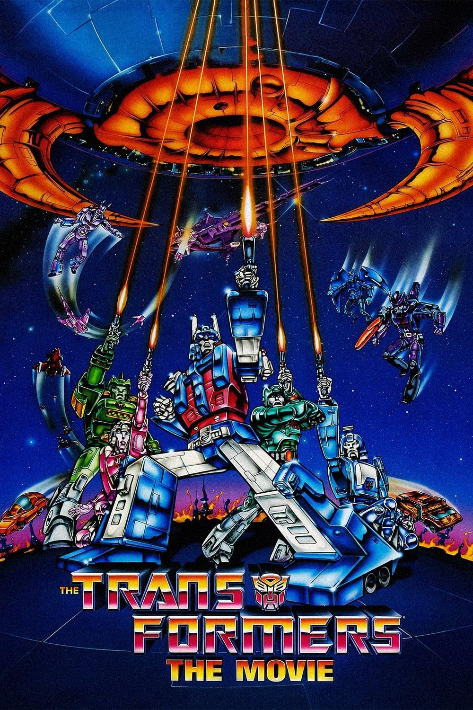 Transformers - O Filme Animado