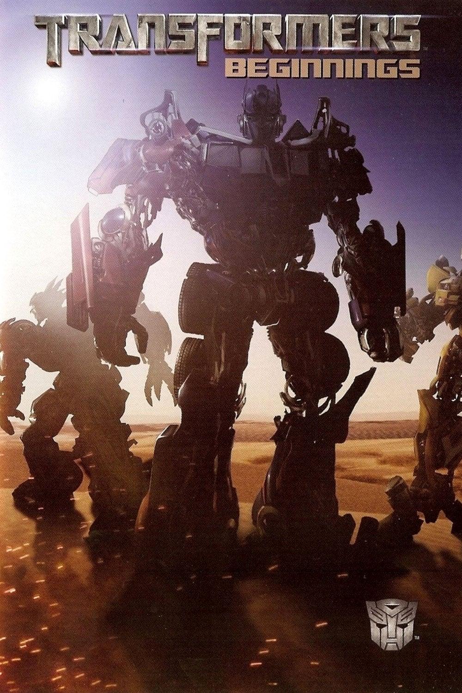 Transformers, Le commencement