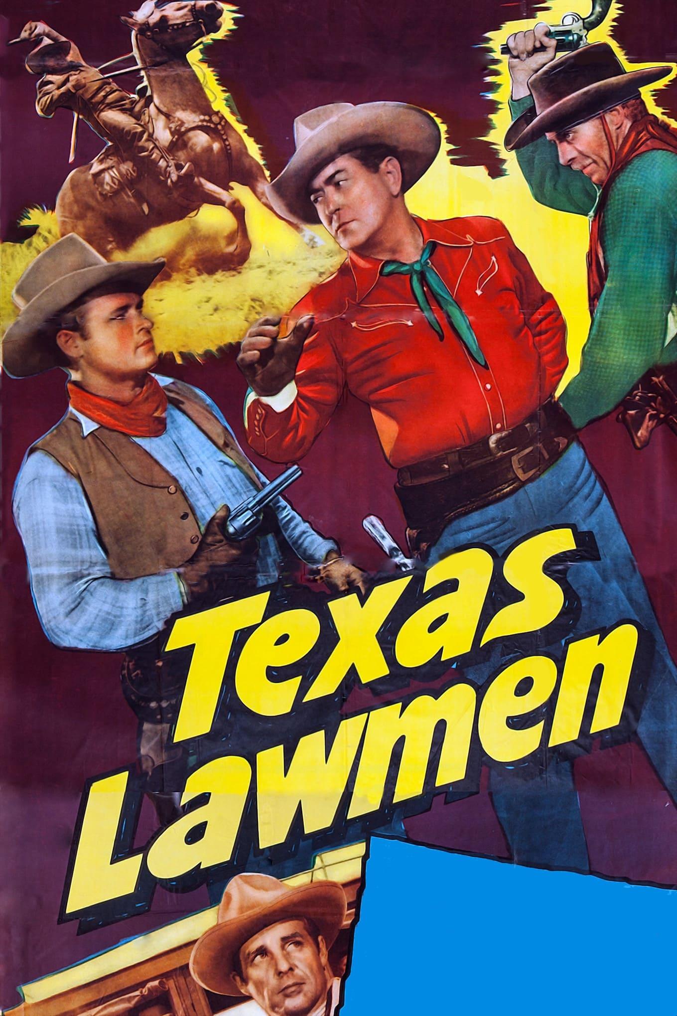 Texas Lawmen