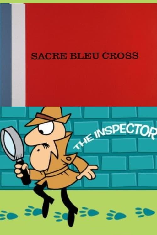 Sacré Bleu Cross