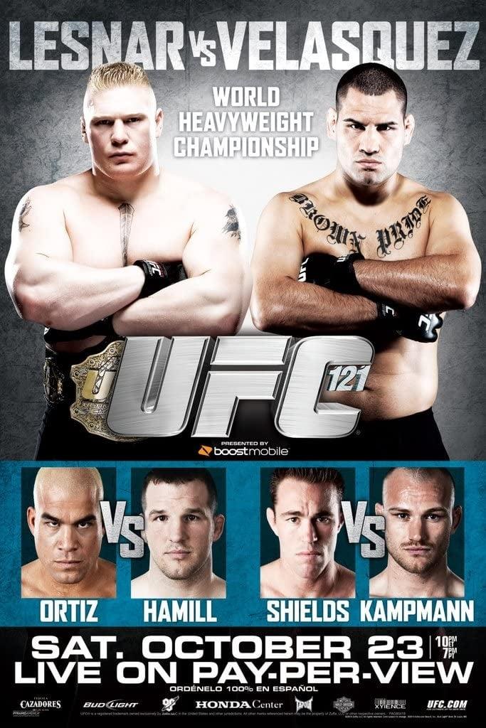 UFC 121: Lesnar vs. Velasquez
