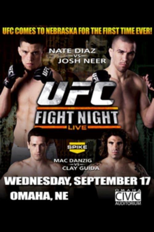 UFC Fight Night 15: Diaz vs. Neer