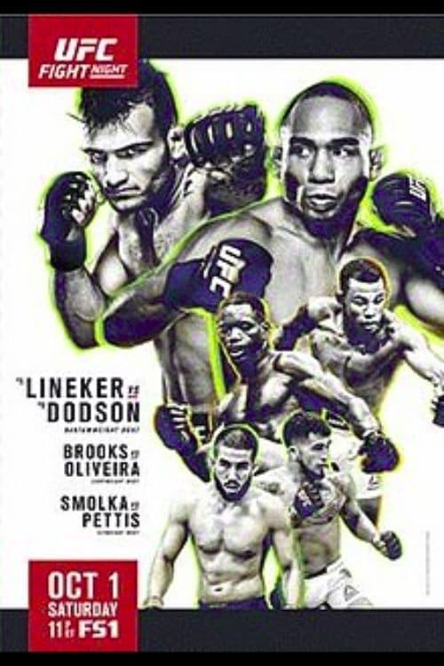 UFC Fight Night 96: Lineker vs. Dodson