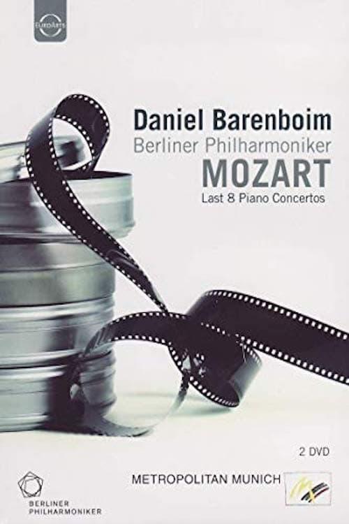 Mozart Last 8 Piano Concertos (Daniel Barenboim)