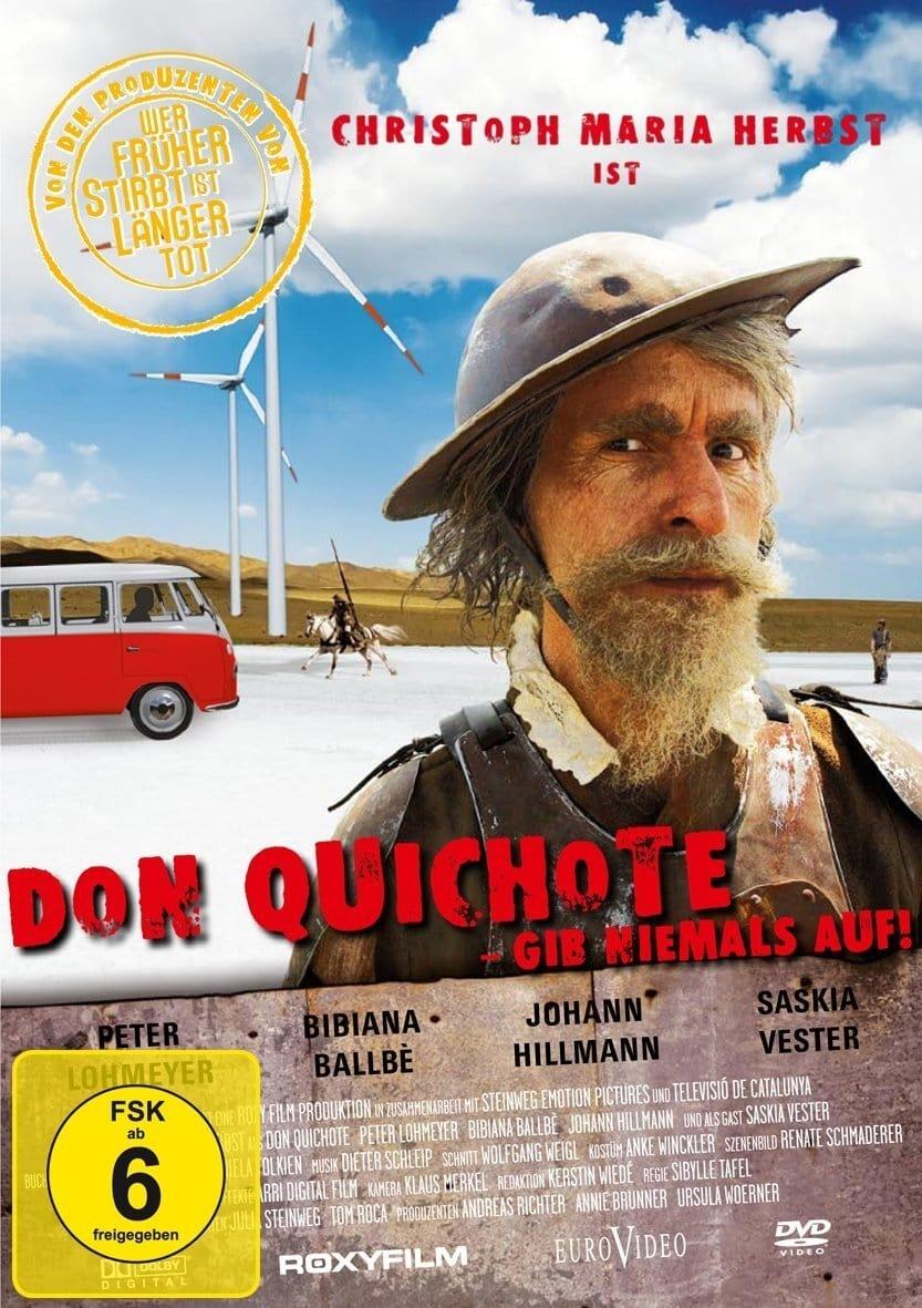 Dom Quixote: Nunca Desista