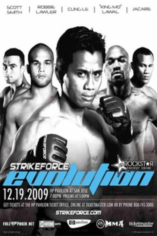 Strikeforce: Evolution