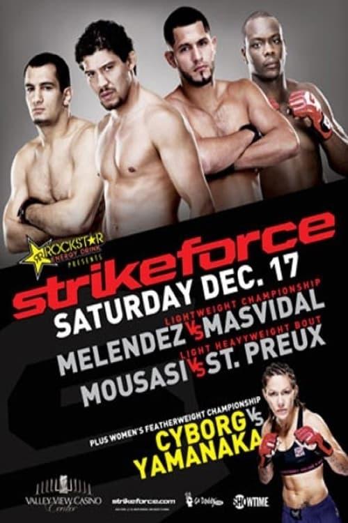 Strikeforce: Melendez vs. Masvidal