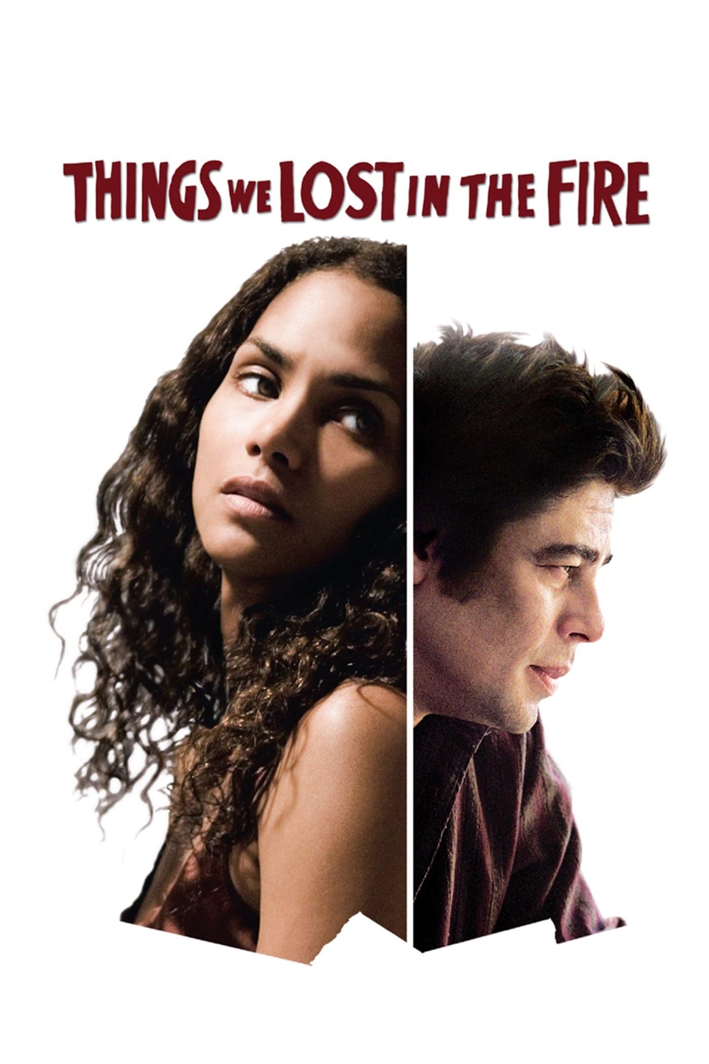 Cosas que perdimos en el fuego
