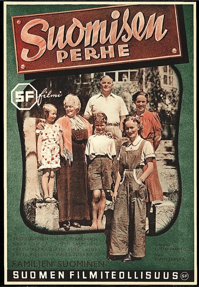 Suomisen perhe