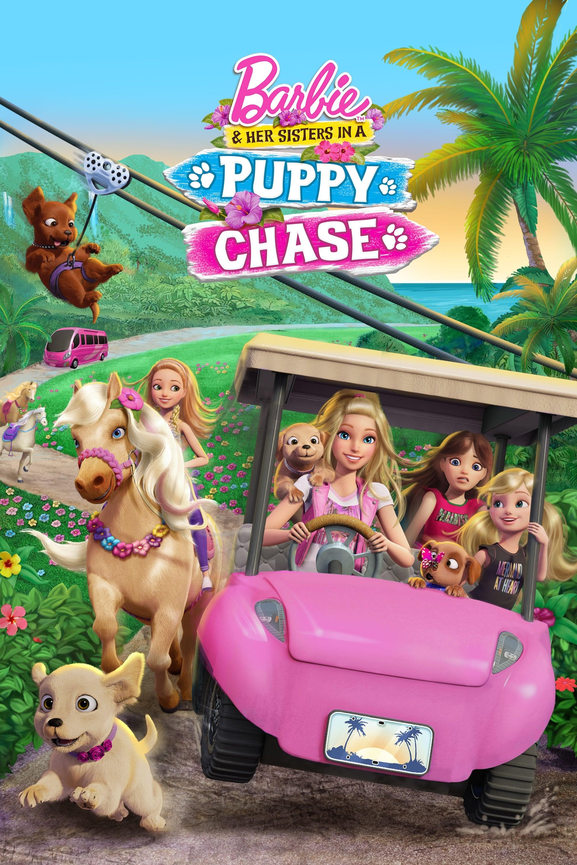 Barbie e as suas Irmãs em busca dos cachorrinhos