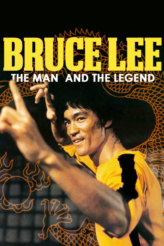 Bruce Lee. El hombre y la leyenda