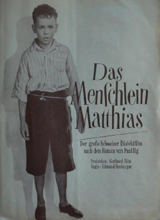 Das Menschlein Matthias