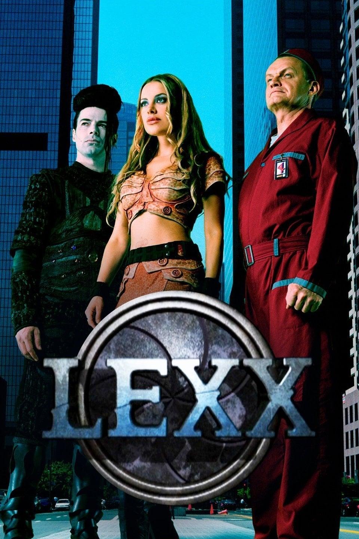 Lexx - The Dark Zone