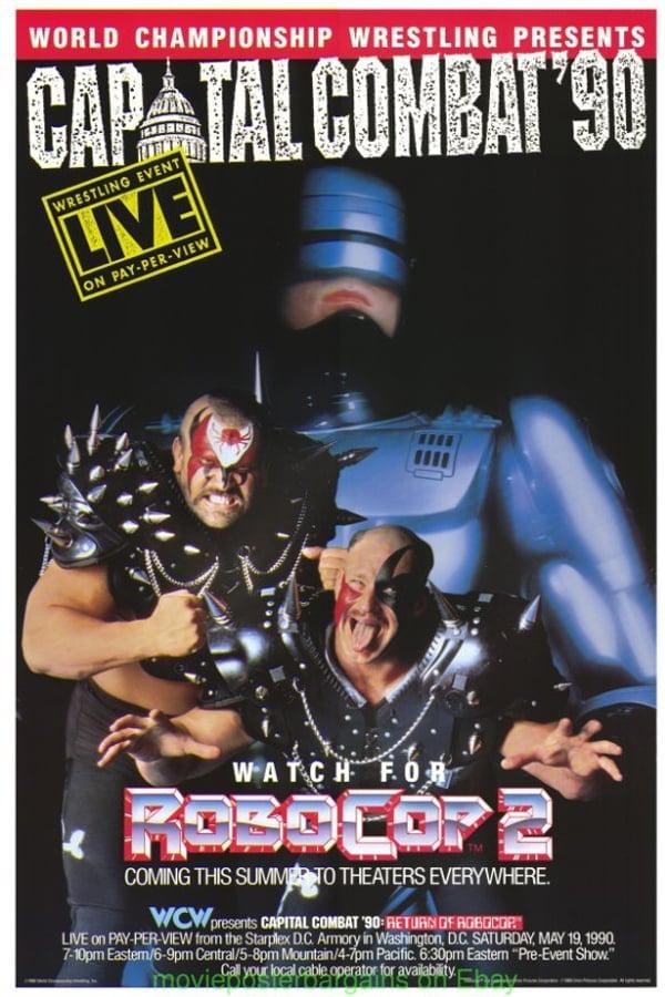 NWA Capital Combat 1990