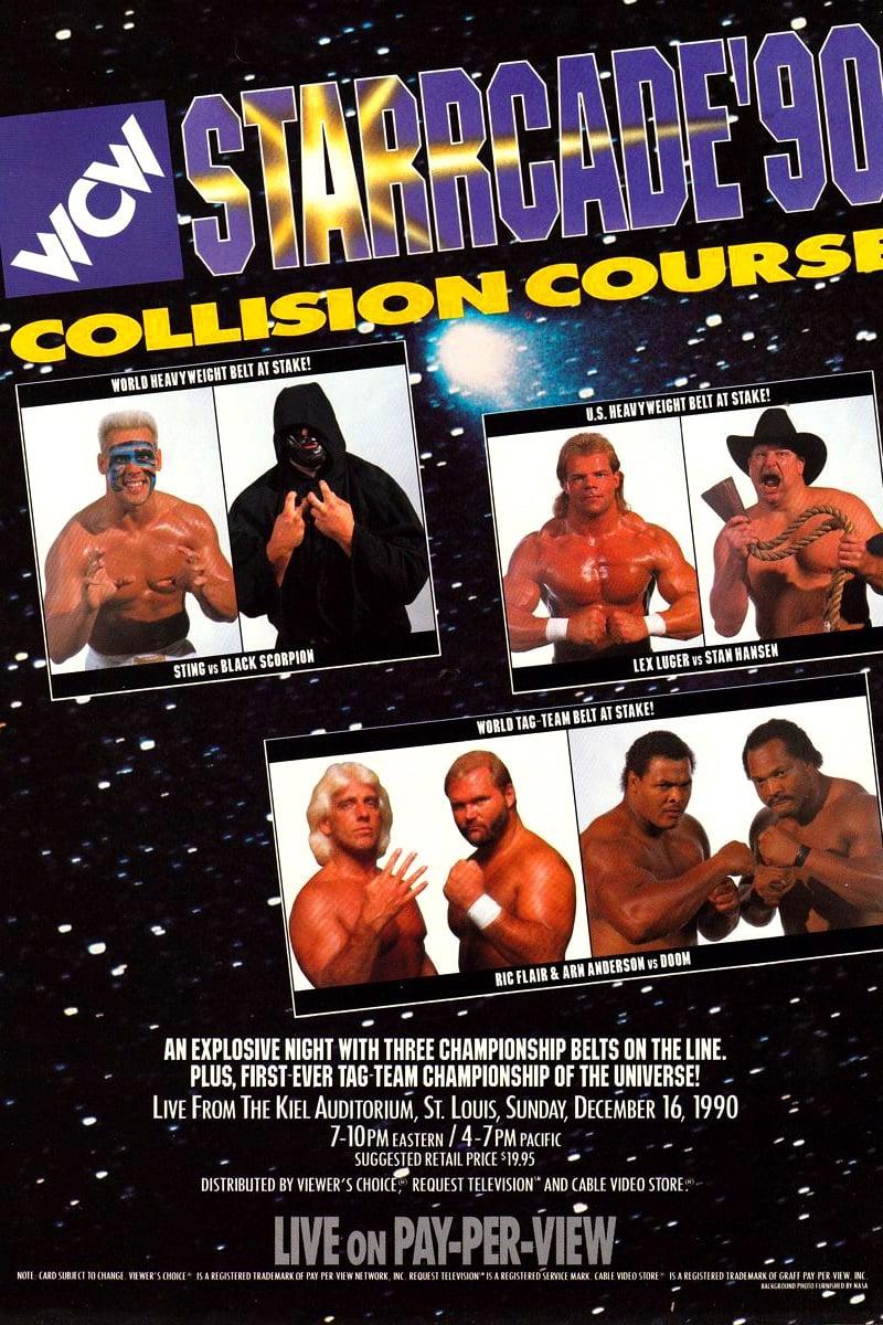NWA Starrcade 1990